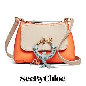 See By Chloe Joan Mini Bag EUC